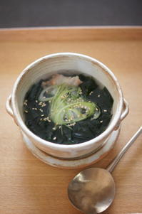 もりもりわかめスープ - The Lynne's MealtimesⅡ