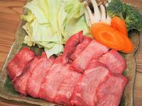 息子の牛タン定食 - sobu 2