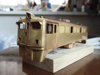 16番 鉄道模型社 ED71 二次形の整備 その1 - 新湘南電鐵 横濱工廠3