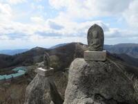 山頂のお地蔵さん - 日々の風景