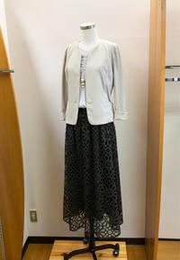 ロングスカートが風に揺れるコーデ♪ - Bashamichi's Blog