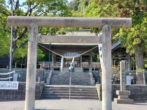 仙巌園ではなく、鶴嶺神社へ - おでかけメモランダム☆鹿児島