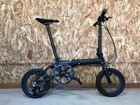DAHON K3 Carbon Wheel 仕様 - THE CYCLE 通信