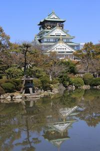 大阪城公園の春 - 気まぐれカメラ散歩