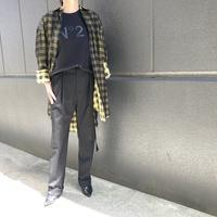 【N°21】CHECK SHIRT - 山梨県・甲府市 ファッションセレクトショップ OBLIGE womens【オブリージュ】
