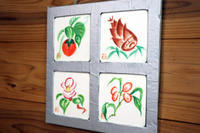 コースター絵画~ 四季の彩り ~ - 鎌倉のデイサービス「やと」のブログ