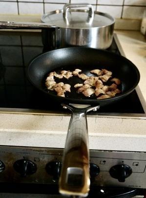 Alla Carbonara ローマの伝統的Ricetta - べルリンでさーて何を食おうかな?