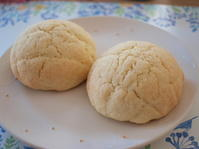 メロンパン(白神こだま酵母) - Yucchansweets12's Blog