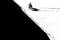 光と影か・・・白と黒 - スポック艦長のPhoto Diary