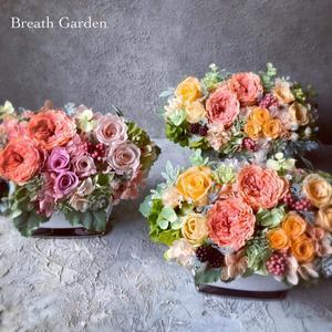 ちょこちょこお仕事を - 花雑貨店 Breath Garden *kiko's  diary*