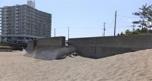 浜之郷海岸 -