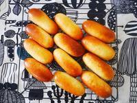 ミニミニコッペとミニハムパン♪ - This is delicious !!