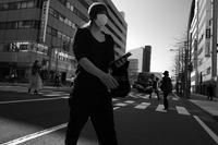 東大通から万代シティの方へ20210403 - Yoshi-A の写真の楽しみ