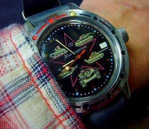 今日は何の日…の時計 - 腕時計、また買っちゃいました。