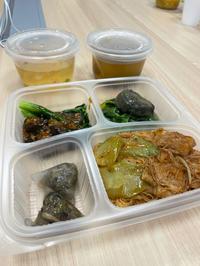 平日のお弁当とホーカーとカフェ - bluecheese in Hakuba & NZ:白馬とNZでの暮らし