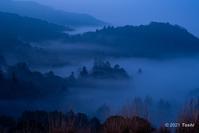 大雲海の日 - toshi の ならはまほろば