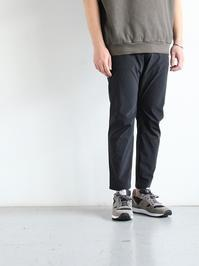 South2 West8 (S2W8)2P Cycle Pant - N/Pu Taffeta / Black - 『Bumpkins putting on airs』