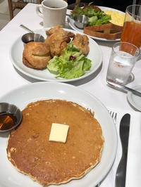 egg東京でパンケーキとフライドチキン! - LIFE IS DELICIOUS!