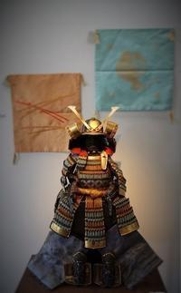 アンティークの端午の節句にちなんだ鎧兜やお道具もお目見えです! - 工房IKUKOの日々