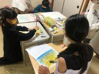 アートセラピーの時間 - 枚方市・八幡市 子どもの教室・すべての子どもたちの可能性を親子で感じる能力開発教室Wake(ウェイク)