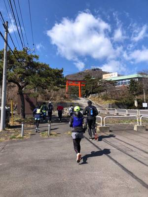 2021函館山 - 函館マラソンを走る