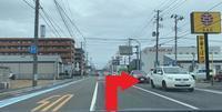 仮店舗へのルート - Sa-Due blog