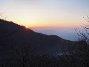 4月、今年最初の登山 - 山オンナ、乳がん山を縦走中!