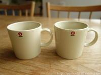 ティーマ・リネンのマグカップとわが家のティーマの食器 - シンプルで心地いい暮らし