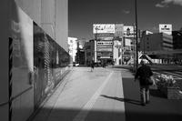 東大通から万代シティの方へ#0220210403 - Yoshi-A の写真の楽しみ
