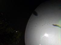 スマホの写すエネルギー体は・・・大きい!(笑) - 夢か現か幻か・・・