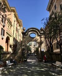 ドーリア通り - ローマの台所のまわり