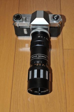 泰成光学製 Tamron Zoom 95-205mm F6.3 - nakajima akira's photobook