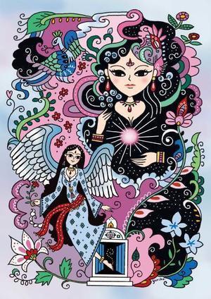 魂の表示体 - Shakti Mandala 若山ゆりこのブログ