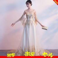 今注目されているドレスのキーワードは透明感があり輝くドレス - アルカドレス 店長のコトバ
