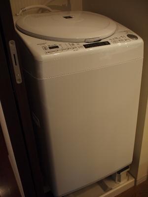 洗濯機買い替え -