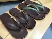 メンズレザーサンダル - jiu sandals & baby shoes