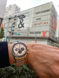 オメガ  スピードマスター・シルバースヌーピーアワード50周年 - 5W - www.fivew.jp