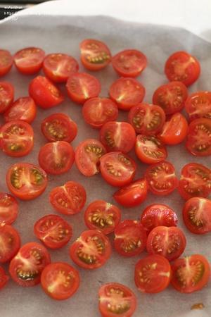 簡単に作る、セミドライトマト - わたし時間