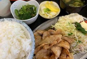 末広食堂 藤枝市音羽町 - makan-makanan