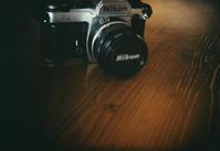 Nikon FA - すみません、取り乱しました。