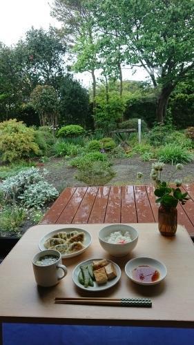 雨の週末と私の一人御飯 - 楽しく元気に暮らします