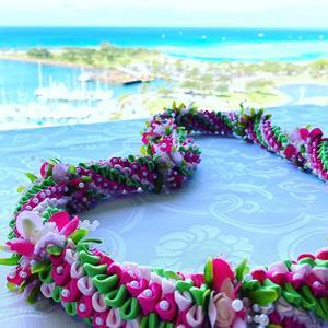 【モアナコア主催・ キャロル先生Zoomワークショップ】 「ハッピー ハウオリ レッスン」の 募集が始まりました! - ハワイでリボンレイ&製作スクール  Ribbon lei Happy na Mainichi!