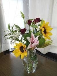 お花の定期便 - 十色生活