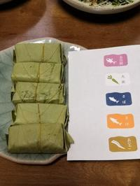 柿の葉寿司三昧 - Entrepreneurshipを探る旅