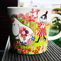 Moomin Mug Midsummer / Arabia ムーミン マグカップ - @ interior space