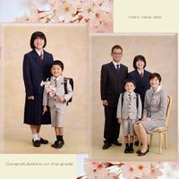 新1年生 - 中山写真館のブログです。