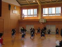 0411_練習試合_男子 - 日出ミニバスケットボール