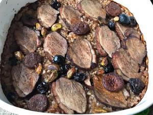 ポルトガル風鴨の米料理 ♪Arroz de pato♪ - やせっぽちソプラノのキッチン2