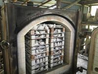窯づめ終了。あかぎ焼のねことスズメ - 赤城焼・陶器のねこと苔玉あそび.ハナイカダ探検隊