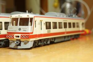 【鉄道模型・HO】富山地方鉄道 アルプスエキスプレスを作る・8 - kazuの日々のエキサイトな企み!